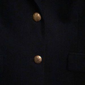 J. Crew Jackets & Coats - J crew blue schoolboy blazer